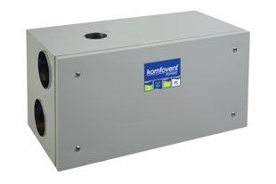 Rekuperatorius KOMFOVENT DOMECT REGO 600HE (su elektriniu šildytuvu)