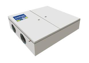 Rekuperatorius KOMFOVENT DOMEKT RECU 500PECF palubinis (su elektriniu šildytuvu)